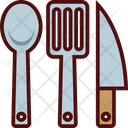 Kitchen Utensils Icon