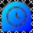 Kitchenware Clock Wait Icon