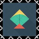 Kite Flying Air Icon