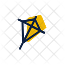 Kite Fly Sky Icon