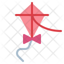 Kite Flying Wind Icon