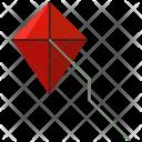 Kite Fly Icon