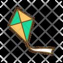 Kite Kite Festival Festival Icon