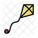 Kite Flying Festival Icon
