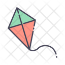 Kite Flying Kite Toy Icon