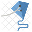 Kite Aircraft Airliner Icon
