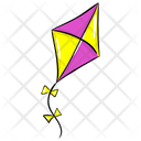 Kite Fun Activity Icon