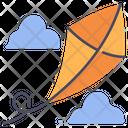 Kite Summer Wind Icon