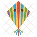 Kite Kite Flying Aircraft Icon