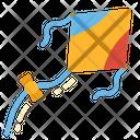 Kite Fly Hobby Icon