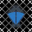 Kite Toy Holiday Icon