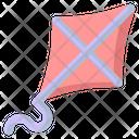 Kite Toy Sky Icon