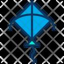 Kite Fly Festival Icon