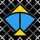 Kite Toy Fly Icon