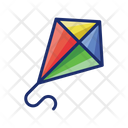 Kite Flying Fun Icon
