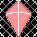 Kite Game Child Icon