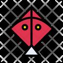Kite Flying Hobby Icon