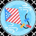 Kite Flying Kite Fun Icon
