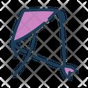 Kite Play Fun Icon