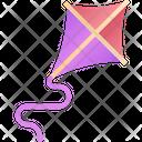 Kite Toy Play Icon