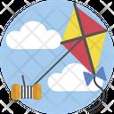 Kite Flying Kite Fly Icon