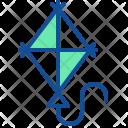 Kite Kiting Wind Icon