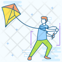 Kite Kite Flying Kiting Icon