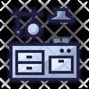 Kithen set Icon