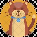 Kitten Cat Pet Icon