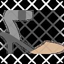 Kitten heels Icon