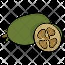 Kiwi Fruit Food Icon