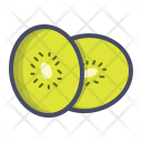 Kiwi Fruit Kiwifruit Icon