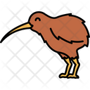 Kiwi Bird Zoo Icon