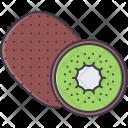 Kiwi Fruit Cooking Icon