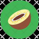 Kiwi Diet Nutrition Icon