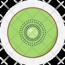 Kiwi Kiwifruit Food Icon