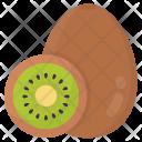 Kiwi Fruit Chinese Icon