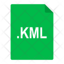 Kml File Format Icon