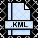 Kml File File Extension Icon