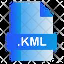 Kml Extension File Icon