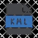 Kml File Kml File Icon