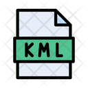 Kml File Document Icon