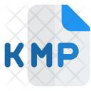 Kmp File Audio File Audio Format Icon