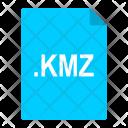 Kmz File Format Icon