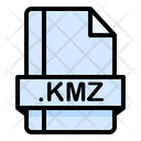 Kmz File File Extension Icon