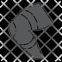 Knee Bandage Icon