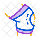 Knee Bandage Icon