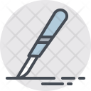 Knife Medical Tool Icon