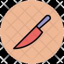 Knife Halloween Kitchen Icon