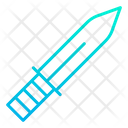 Knife Tool Hiking Equipment Icon